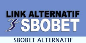 SBOBET ALTERNATIF