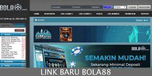 LINK BARU BOLA88