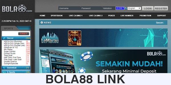 BOLA88 LINK
