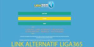 LINK ALTERNATIF LIGA365