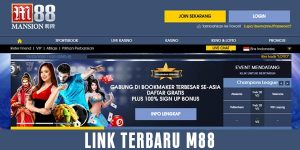LINK TERBARU M88