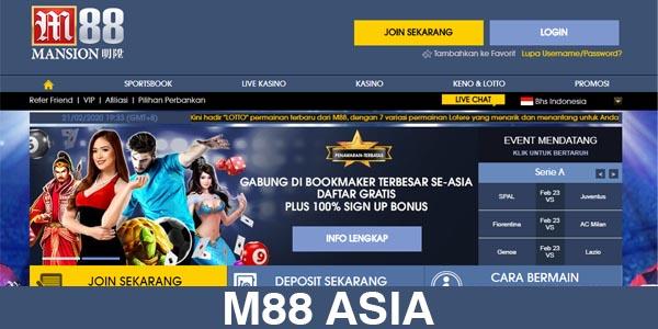 M88 ASIA