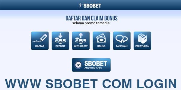 WWW SBOBET COM LOGIN