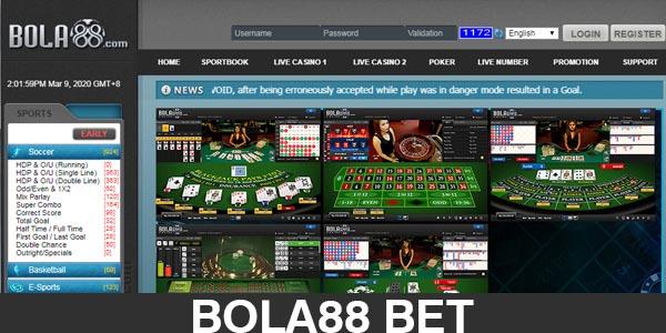 BOLA88 BET