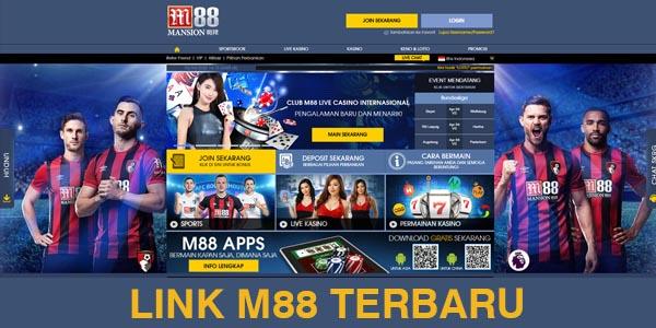 LINK M88 TERBARU