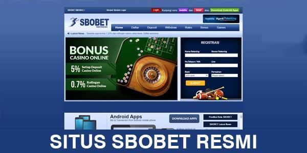 Situs Sbobet Resmi