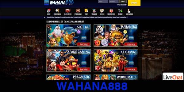 WAHANA888