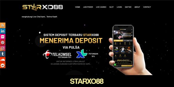 STARXO88