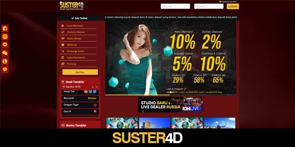 SUSTER4D