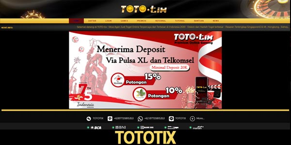 TOTOTIX