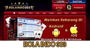 Link Alternatif BolaIndo303