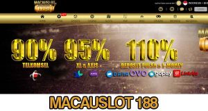 Link Alternatif MacauSlot188