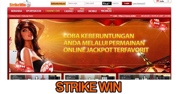 Link Alternatif StrikeWin