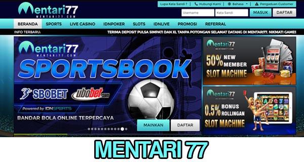 Mentari77