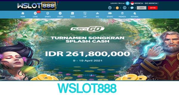 WSLOT888