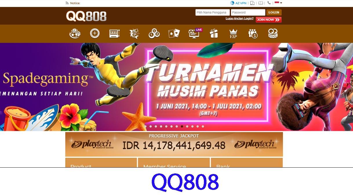 QQ808 indonesia